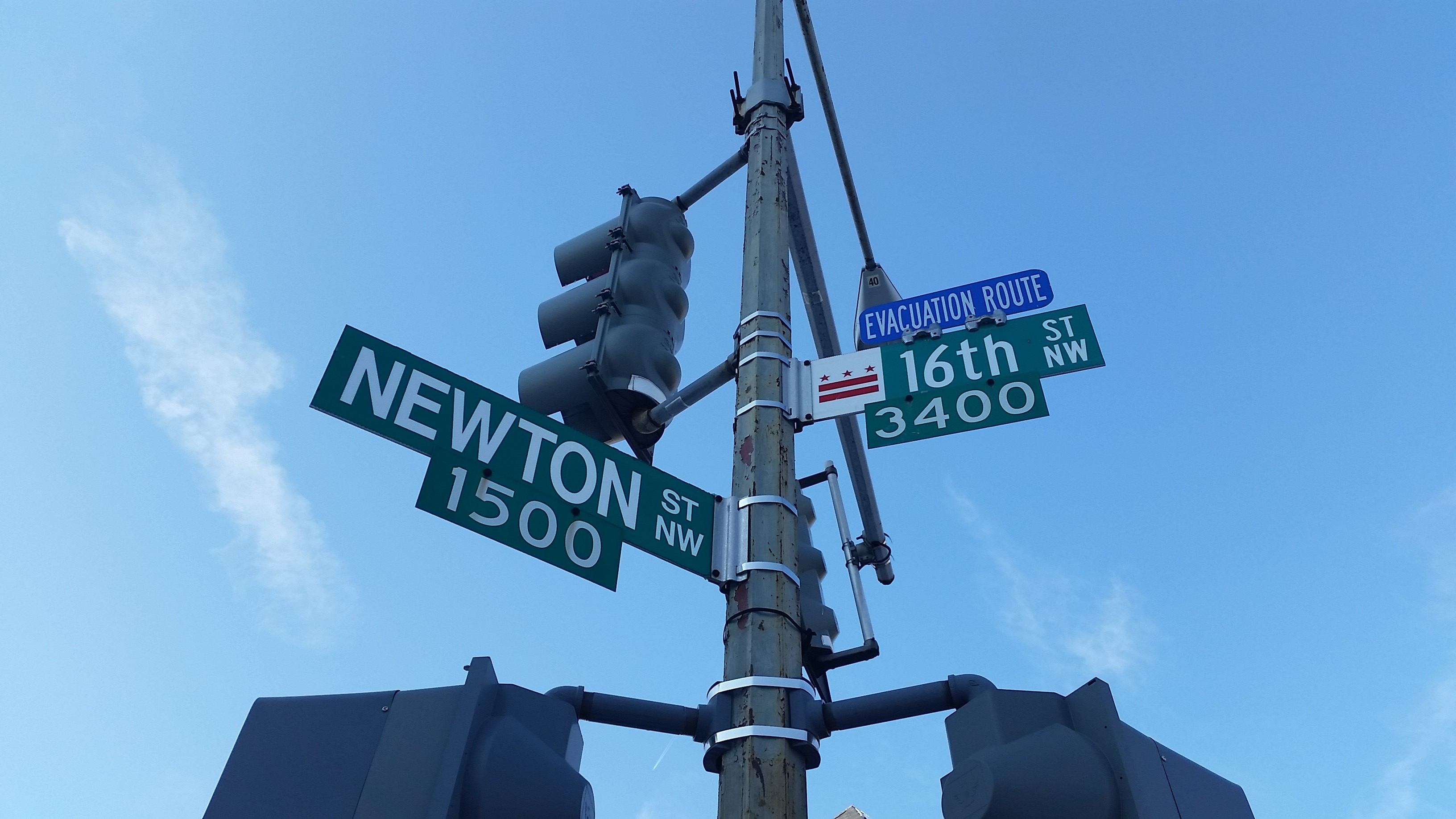16th & Newton Intersection
