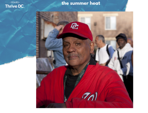 5 ways to help a neighbor experiencing homelessness in summer heat